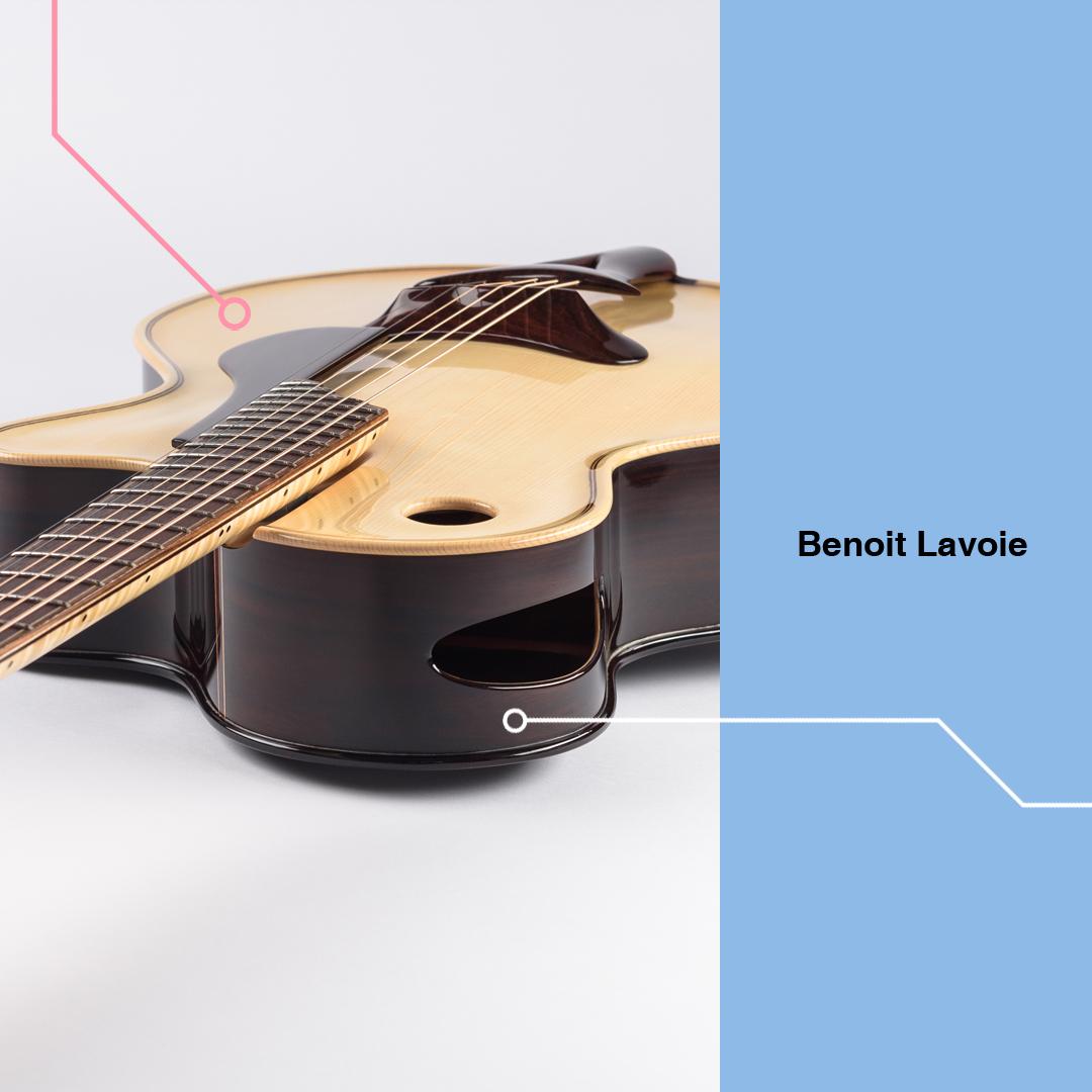 Benoit Lavoie Luthier sonore festival 2019